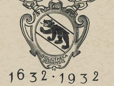 Die Stadt- und Hochschulbibliothek Bern