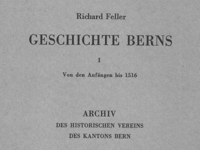 Geschichte Berns