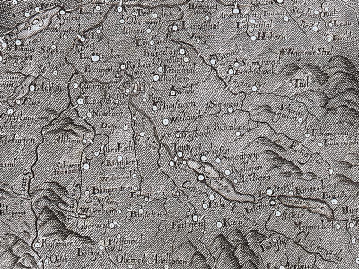 Karten der Bibliothek Münstergasse