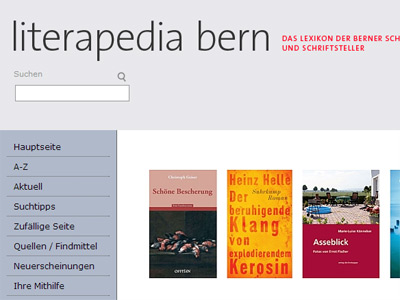 Literapedia Bern